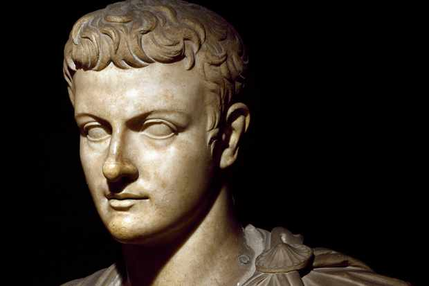 Bust of young Caligula. Did he really make his horse a lawmaker of Rome? (Photo by DeAgostini/Getty Images)