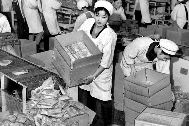 The age of noodles: Momofuku Ando and the rise of ramen in post-war Japan