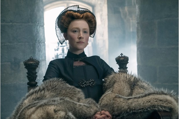 Saoirse Ronan in 'Mary Queen of Scots'. (© 2018 Focus Features LLC)