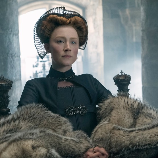 Saoirse Ronan in 'Mary Queen of Scots'. (© 2018 FOCUS FEATURES LLC. ALL RIGHTS RESERVED)