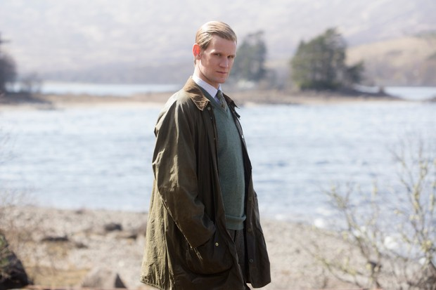 Matt Smith as Philip - Prince Philip in 'The Crown'. (Image by Mark Mainz / Netflix)