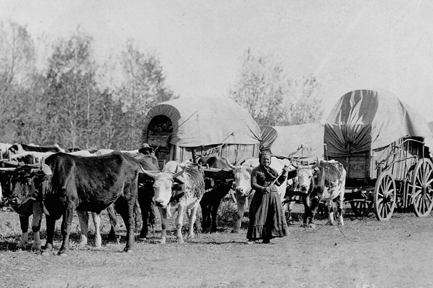 From the real Calamity Jane to 'Madam Moustache': pioneer women of the Wild West