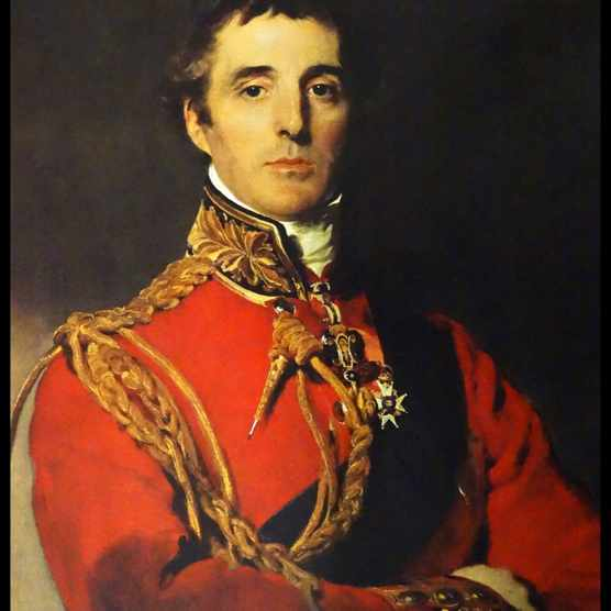The Duke of Wellington.