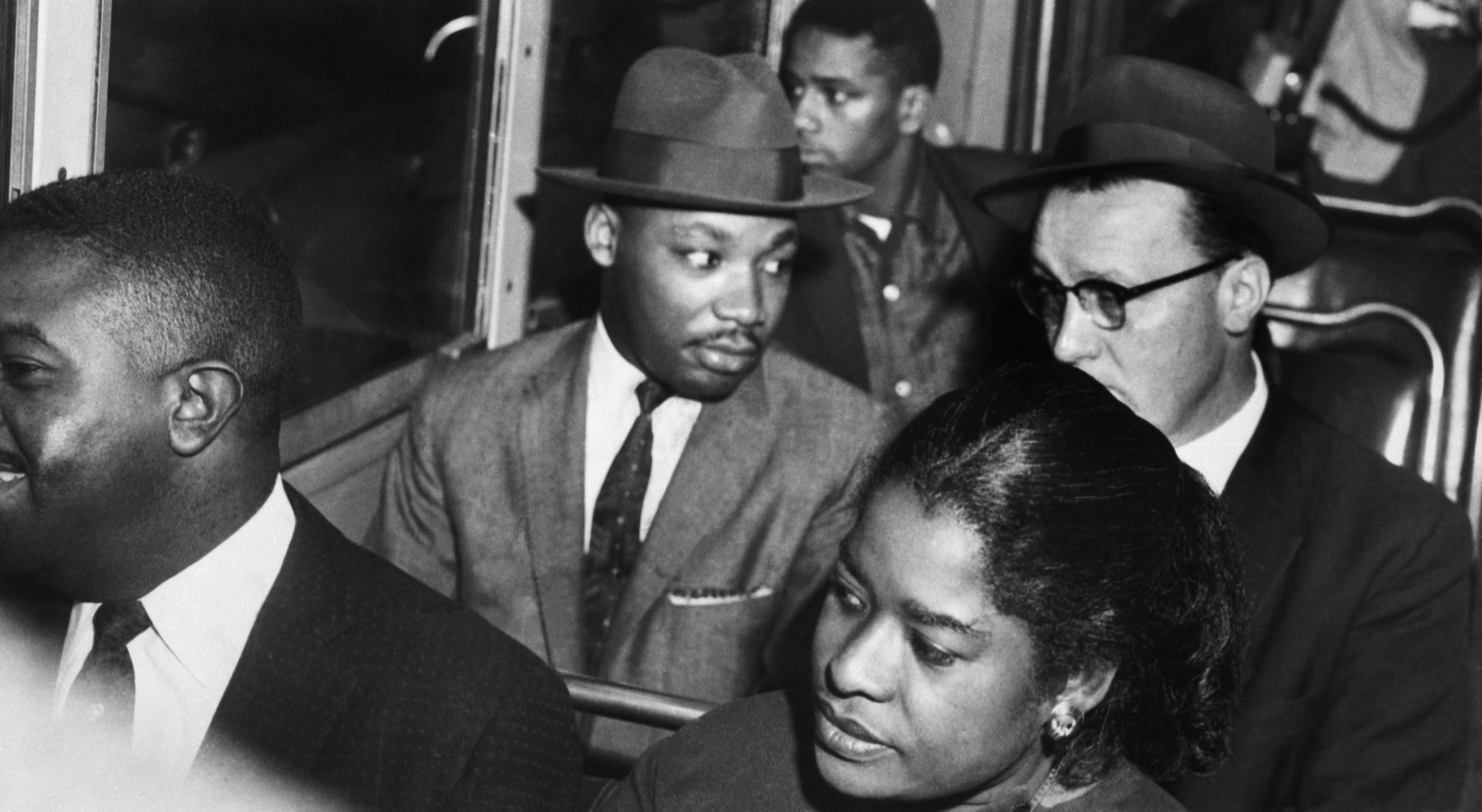 Rosa Parks' Bus