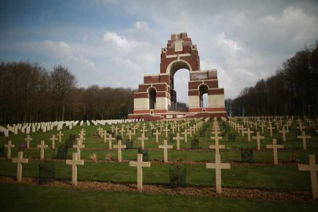Scenes From The Great War 100 Years On
