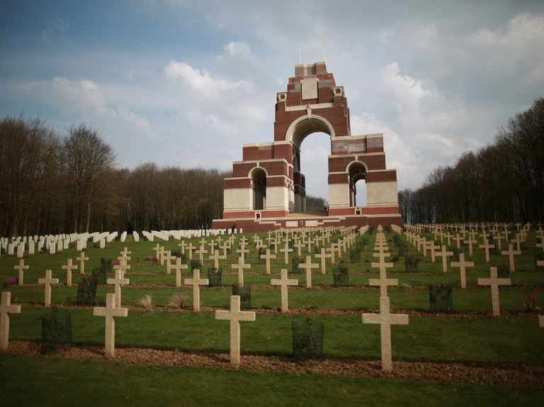 The Somme: a terrible learning curve