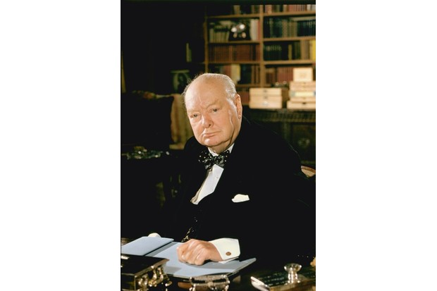 Sir Winston Churchill, 1956. (Photo by Carl Mydans/The LIFE Picture Collection via Getty Images/Getty Images)