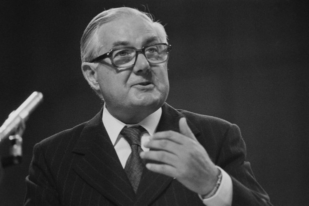 Prime Minister James Callaghan, 6 September 1978. (Photo by Evening Standard/Getty Images)