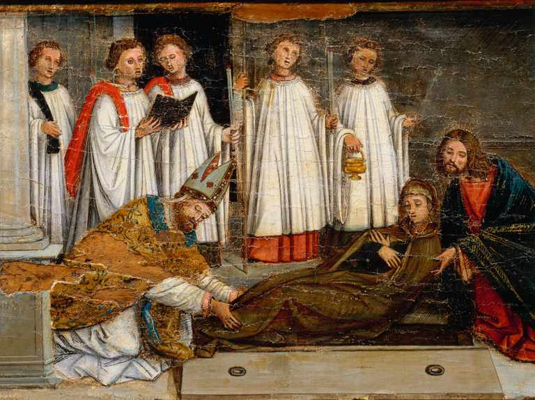 Medieval saints and sinners: tales of saintly miracles in the Middle Ages