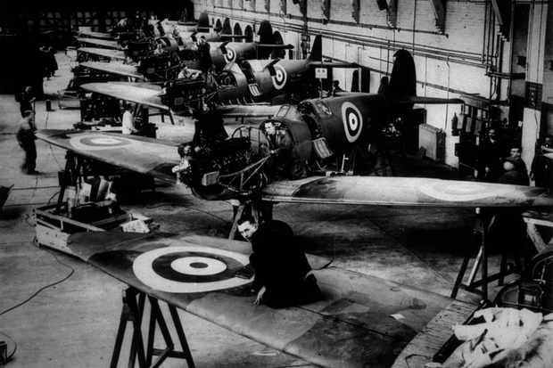 Making Spitfires