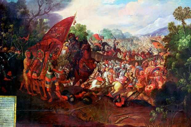 Cortés & Montezuma: The Conquering of Tenochtitlan - History