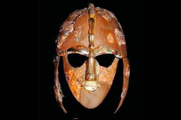 The discovery at Sutton Hoo: when the Dark Ages were lit up