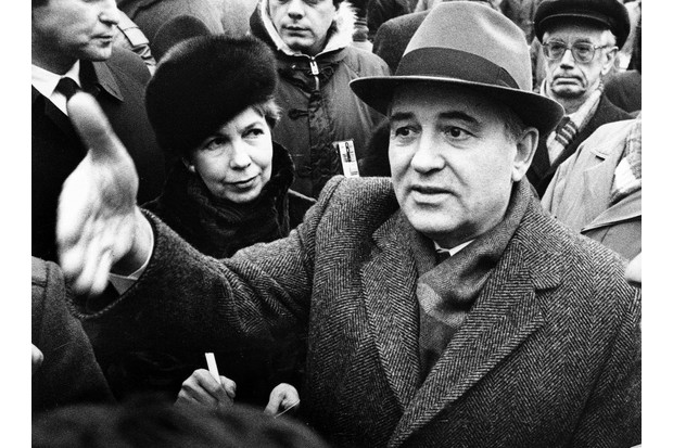 Mikhail Gorbachev in Lithuania, 1990. Without his charisma and drive, the Soviet Union may have staggered on way beyond 1991. (Photo by Sarembo/ullstein bild via Getty Images)