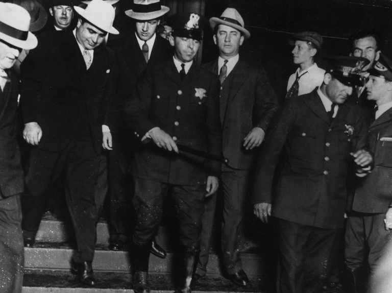 Al Capone's conviction for tax evasion: a brief guide