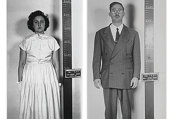 The secrets and lies of Cold War spies