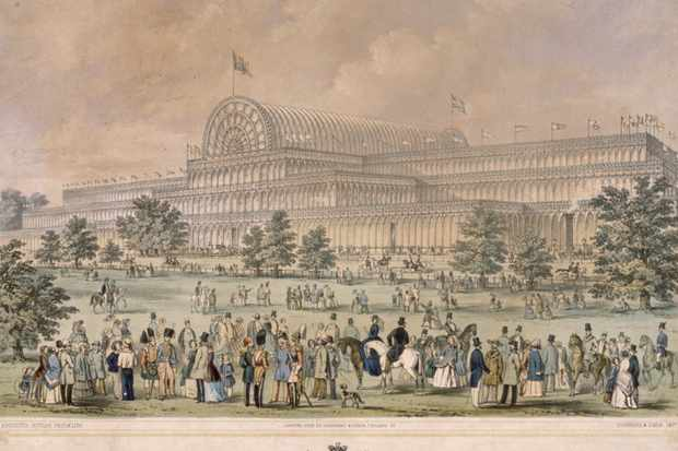 Why Did The Crystal Palace Burn Down In 1936 History Extra
