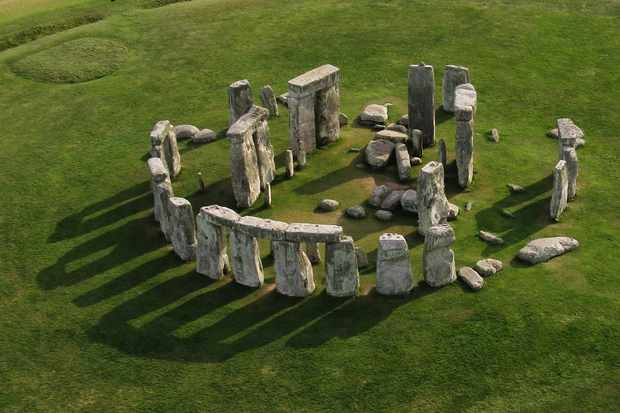 Stonehenge: Not a henge, but certainly a stone circle, and a very long-lived centre of human activity. (Getty Images)