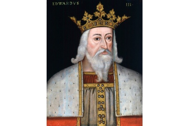 A portrait of King Edward III. By using his offspring as pawns in a series of alliances, the king hoped to wield power over a confederation of dependent states bound together by feudal and family ties. (Photo by VCG Wilson/Corbis via Getty Images)