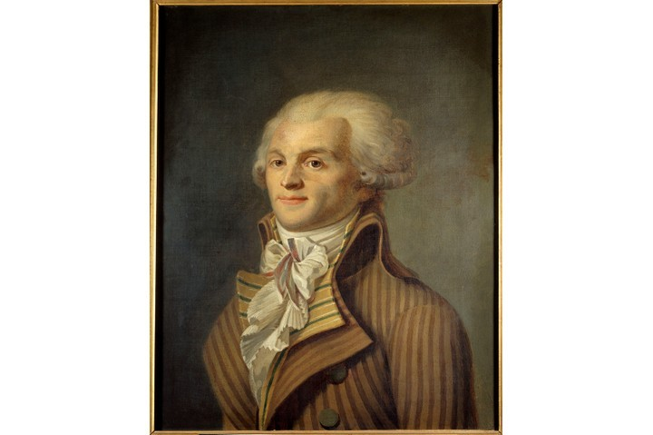 Maximilien Robespierre (shown in a c1792 portrait) continues to divide opinion to this day. (Photo by: Christophel Fine Art/UIG via Getty Images)