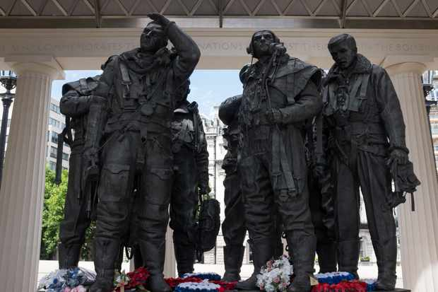 How should we remember the men of Bomber Command?