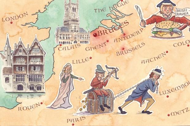 Illustration by Jonty Clark.