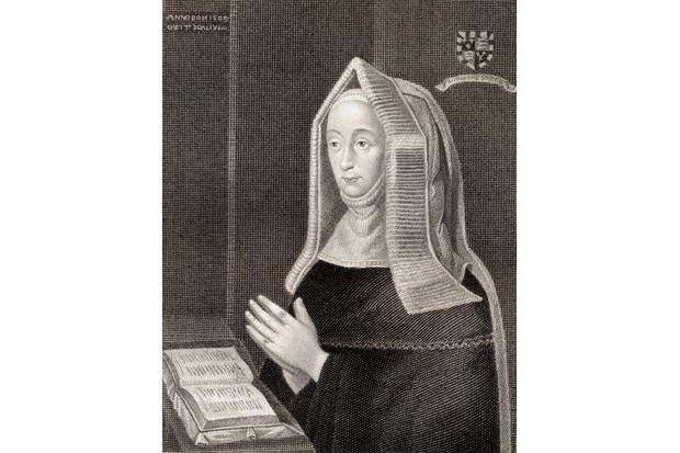 A portrait of Margaret Beaufort, who wielded an impressive influence over her son, Henry VII. (Universal History Archive/Getty Images)