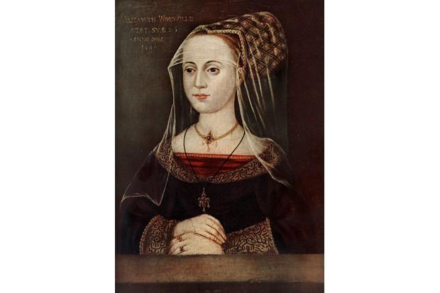 Elizabeth Woodville (1437-1492), 1463.