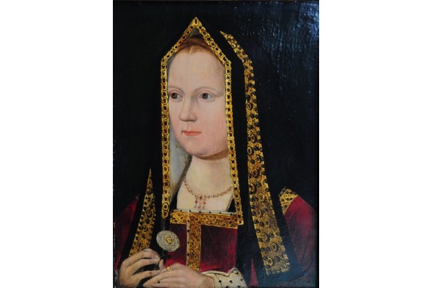 A c1500 portrait of Elizabeth of York who, with the birth of her son Henry VIII, ensured that the Tudor dynasty thrived. (Fine Art Images/Heritage Images/Getty Images)