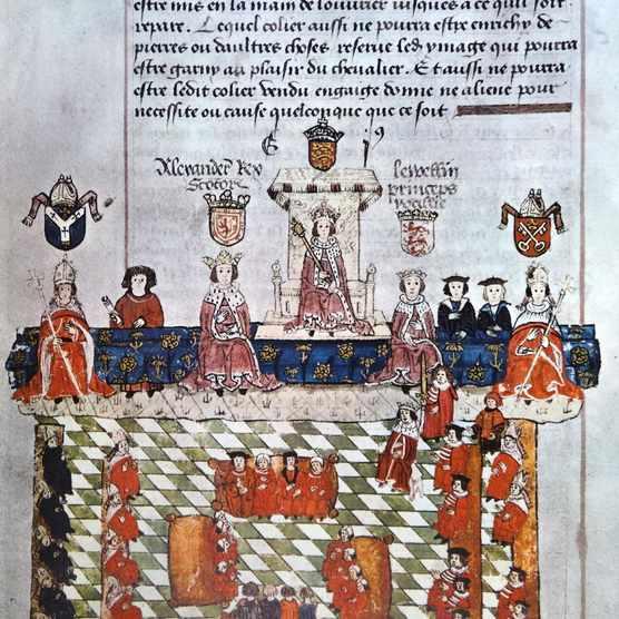 blood of kings james andrew