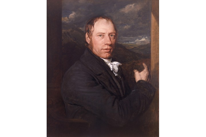 """John Linnell's 1816 portrait of Cornish engineer Richard Trevithick. His high-pressure steam engine """"was the invention that unleashed power on this planet,"""" says Michael Mosley. (Universal History Archive/Getty Images)"""