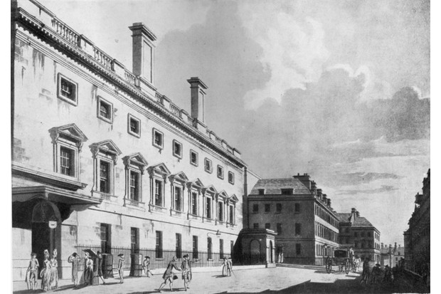 Bath Assembly Rooms 1780
