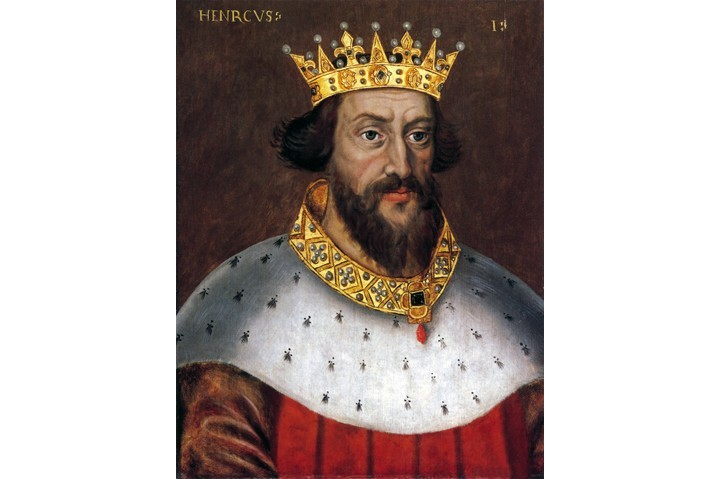 """King Henry I """"always seemed to have money at his disposal,"""" says Judith Green, and was very good at spending it. (Universal History Archive/Getty Images)"""