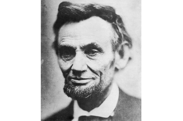 "Abraham Lincoln in 1863. The 16th president of the United States ""understood the value of hard work, had deep beliefs and pursued them,"" says Alastair Campbell. (Ann Ronan Pictures/Print Collector/Getty Images)"