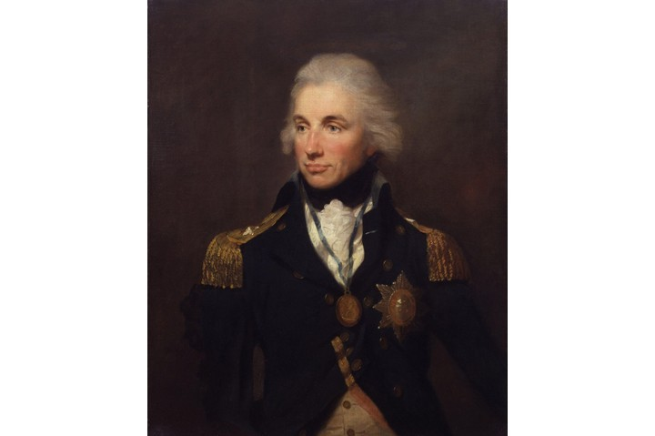 Horatio Nelson (1758-1805). I think it's safe to say that not everyone in the establishment was devastated by his death at Trafalgar, says Johnny Vaughan. (Fine Art Images/Heritage Images/Getty Images)