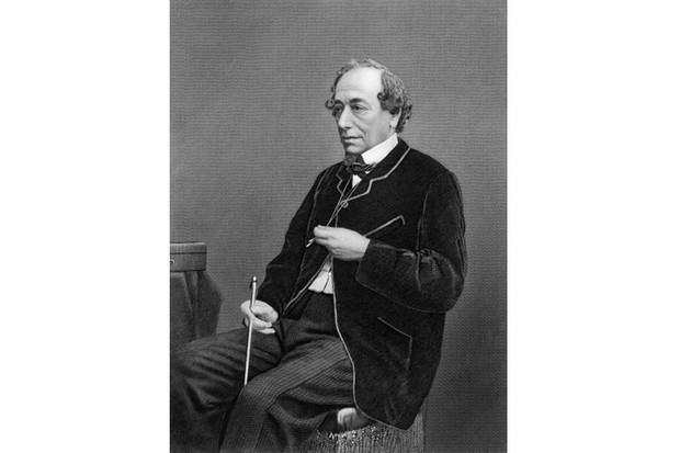 "Benjamin Disraeli, former prime minister of Great Britain. ""The thing he succeeded in doing was making politics interesting,"" says Douglas Hurd. (Photo by Underwood Archives/Getty Images)"