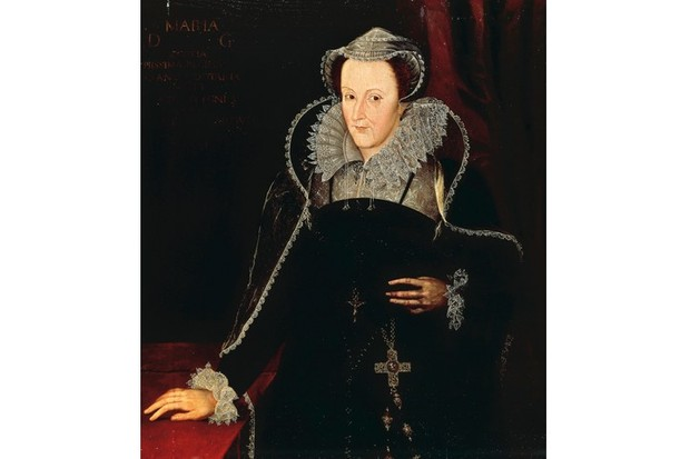 The downfall of Mary, Queen of Scots