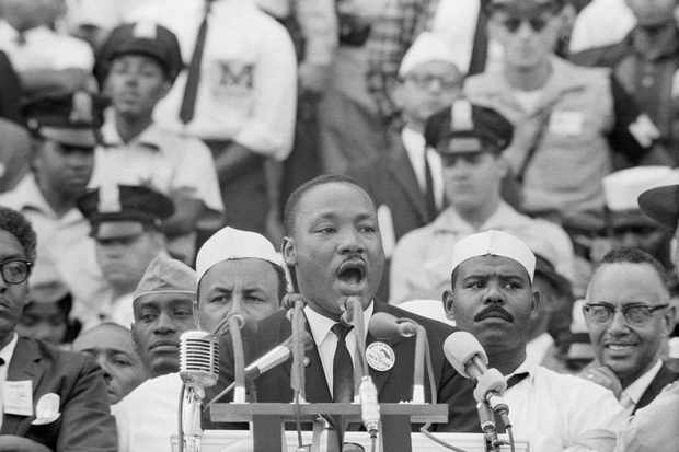 i have a dream speech intended audience