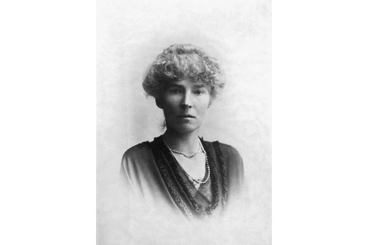The archaeologist and explorer Gertrude Bell (1868-1926). (Hulton-Deutsch Collection/CORBIS/Corbis via Getty Images)