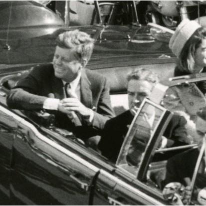 Where were you when JFK was assassinated in Dallas in 1963? (Alamy)