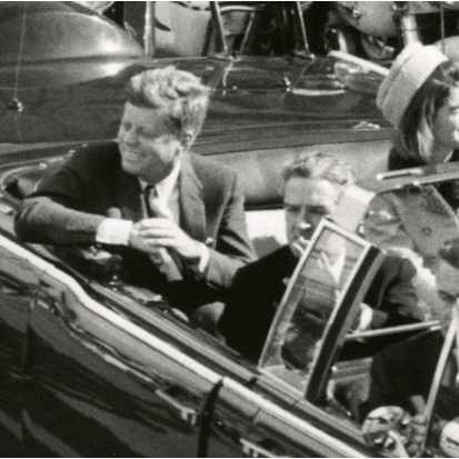 Where were you when JFK was assassinated in Dallas in 1963? (Alamy)