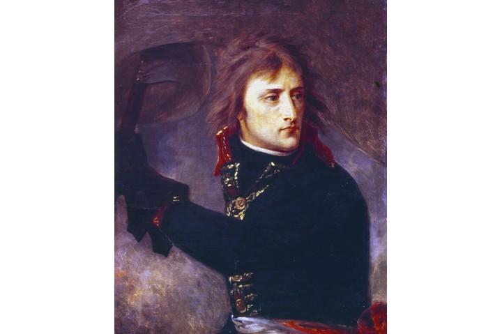 A portrait of Napoleon Bonaparte, c1796. (Photo by Universal History Archive/Getty Images)
