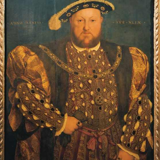 Henry VIII. (Photo By DEA / G. DAGLI ORTI/De Agostini/Getty Images)