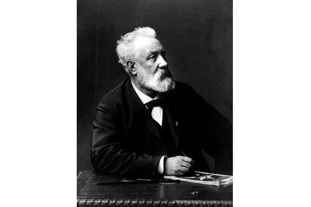 French writer and futurist Jules Verne. (Photo by Time Life Pictures/Mansell/The LIFE Picture Collection/Getty Images)