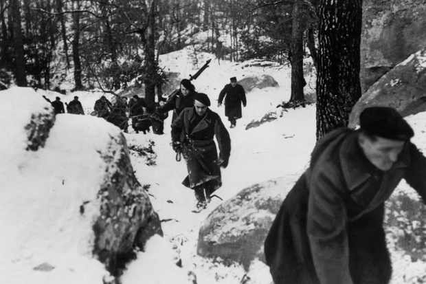 The maquis du Vercors were a rural group of French resistance fighters who converged on the Vercors plateau in south-east France. (Photo by Keystone-France/Gamma-Keystone via Getty Images)