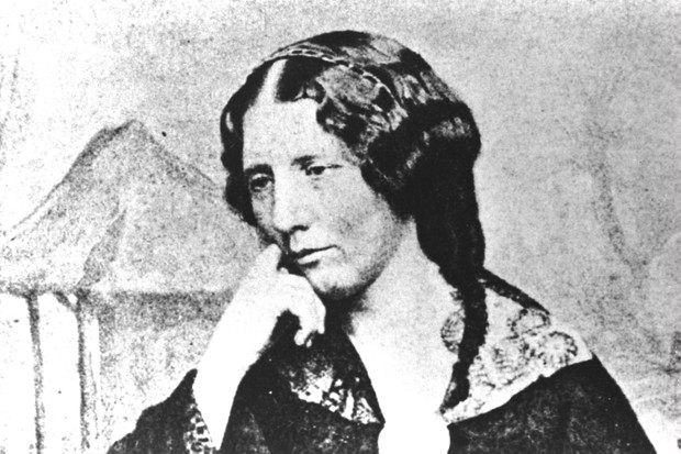 Where is American author and abolitionist Harriet Beecher Stowe in this list, asks Guy de la Bédoyère. (Photo by Kean Collection/Getty Images)