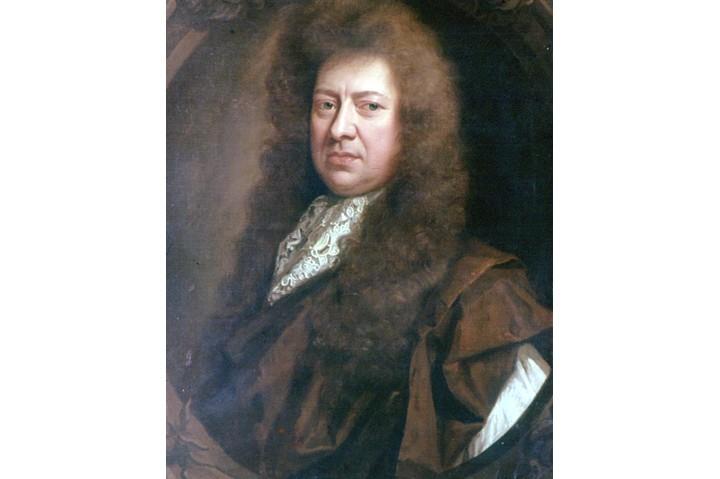 Samuel Pepys portrait