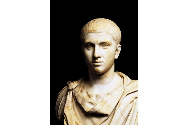 Bust of Emperor Alexander Severus