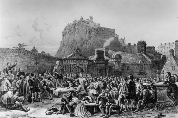 Scotland on the brink: the nation's final years of independence