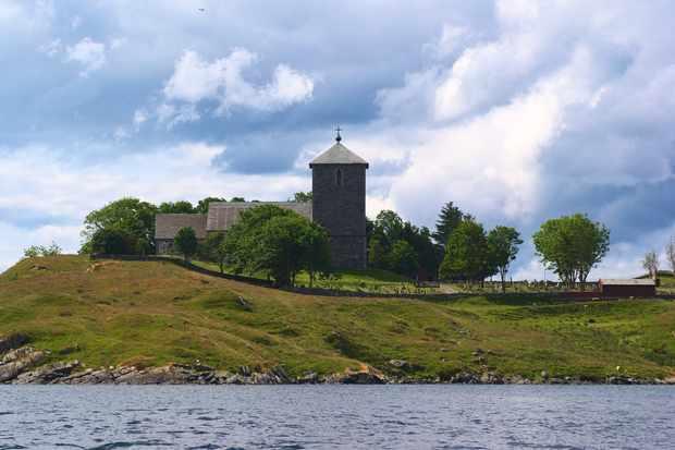 Avaldsnes Church, Norway