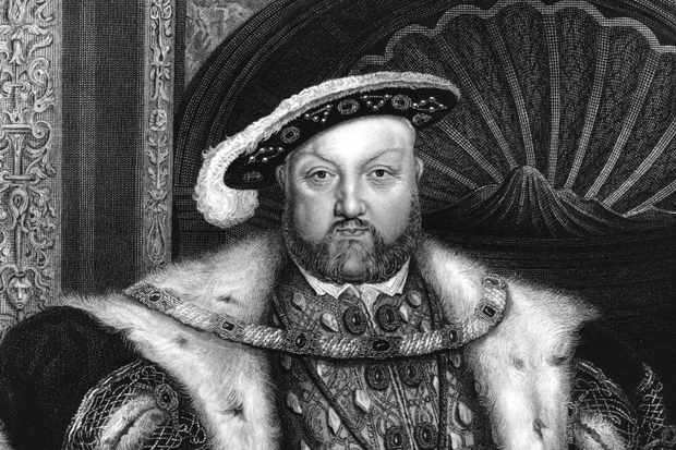 Henry VIII. (Photo by Hulton Archive/Getty Images)